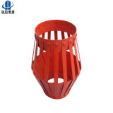 Canvas or Steel Metal Petal Cementing Basket