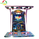 55 Inch Screen 2 Players Coin Operated Dance Game Machine