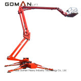 21m Diesel/ Gas/Battery Crawler Mounted Platform Spider Lift Lifting Table
