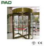 Factory Price Security 4-Wing Revolving Door for Commercial Center