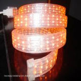 Holiday Decoration Vertical Round 4 Wire LED Rope Light