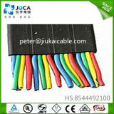 Flat Elevator Travel Cable/Elevator Cable for Controlling System