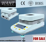 High Quality Halogen Professional Moisture Analyzer