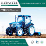 Lovol 75-100hpThird Generation Agricultural Tractor