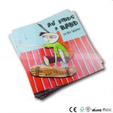 Full Color Child Book Printing Paperback Book Printing Catalog Printing