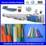 PVC Single Screw Pipe Plastic Production Line