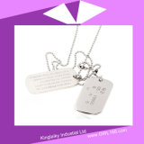 Fashion Accessories Metal Necklace for Customized (FA-001)