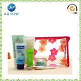 Wholesale Clear Plastic PVC Cosmetic Travel Bag (JP-plastic 035)