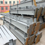 OEM Steel H Beam Fabrication/Welded H-Section Beam for Steel Buildings