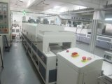 Module Design Continuous Belt Unique Air Duct with Tunnel Oven/Infrared Conveyor Oven/Heating Treat Oven