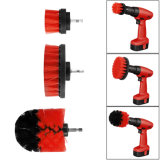 Soft/Hard/ Extra Hard Electric Drill Brush Set with Drill Bit Extension for Cleaning Toilet