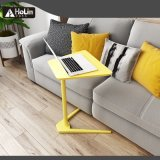 Height Adjustable Computer Desk Portable Folding End Side Coffee Table Laptop Stand