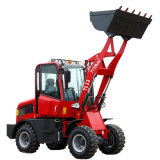 Small Farm Tractor with New Price Tl12 Mini Wheel Loader Price List