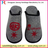 Popular Guest Felt Comfortable Slipper for Home Hotel