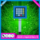 Custom Resistive Touch Screen Membrane Control Panel for Electronic Machine