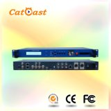 Professional DVB-S2 IRD MPEG-4 Demodulator with Cam