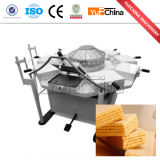 Stainless Steel Automatic Wafer Machine / Waffle Bowl Maker Price