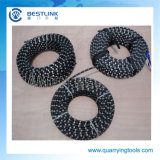Diamond Wire Saw Rope for Granite Block Squaring