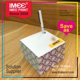 Imee Logo Printing Wholesale Promotional Gift Custom Paper Shape Colorful Blocks Memo Cube