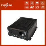 HDD 4G Bus Mobile 8CH DVR with GPS Hard Disk