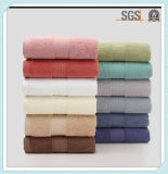 Adult Bathrobe 100% Cotton Boxed Bath Towel Set