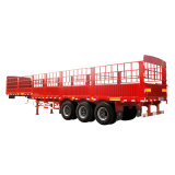 Tri-Axle 40FT Container Chassis Skeleton Skeletal Truck Tractor Semi Trailer