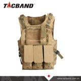 Tacband Military Law Enforcement Tactical Swat Vest, Tan