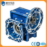 RV Series Aluminum Material Worm Gearbox with Output Flange