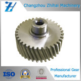 Gears and Gear Shaft Used for Wood Working Machine Motor