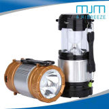 Factory Direct Sale LED Solar Lantern&Solar Camping Lantern with Charger