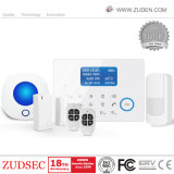 Intelligent GSM Wireless Burglar Alarm for Home Security