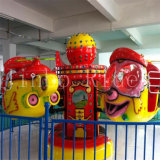 Amusement Park Indoor Small Rides Big Eye Plane Rides Games for Kids