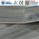 Crystal New Surface WPC Walnut Color Laminate Flooring