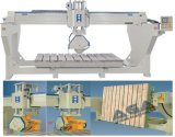 Monobloc Granite Marble Bridge Saw with 90 Degree Blade Rotation (HQ600D)