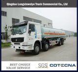 Sinotruk HOWO Heavy 336HP 30cbm 8X4 Fuel Tanker Truck