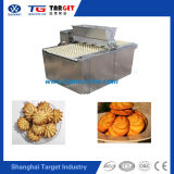 Semi Automatic Cookies Extruder with PLC Control