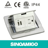 USB Charger Outlet Desk Socket Floor Box