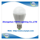 Yaye Top Sell USD2-5/PC for 3W-12W E27/E14/B22/GU10 LED Bulb/LED Bulbs Light with Warranty 2 Years