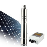 24 Volt DC Brushless Submersible Solar Powered Water Pump for Deep Well (3SPS1.5/80-D24/210)