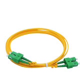 Sc Fiber Optic Pigtail Price 9/125 Simplex Sc-Sc Single Mode Patch Cord