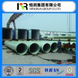 Underground GRP Pipe Dn100mm to Dn4000mm for Sewage/ Sea/Oil Water Supply