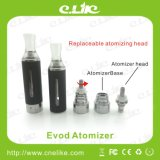 Newest Design Buttom Coil Changeable Cartomizer Evod Bcc Atomizer