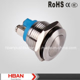 Hban 16mm Domed Head Screw Terminal Push Button Switch