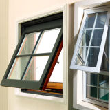 Aluminium Awning Window with Heat and Sound Proof