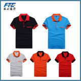Fashion Blank Men Polo T-Shirt Wholesale in Cotton