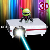 Best Effect 3D LED Projector