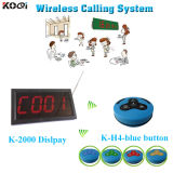 Hot Sell Wireless Receiver Monitor Food Order Making Systems