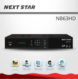 High Quality DVB-T2 Card Reader Set Top Box Nb63 HD for North American