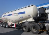 Bulk Cement Tank Trailer with Loading 30tons to 60tons