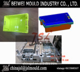 High Quality Plastic Fish Bin Crate Mould